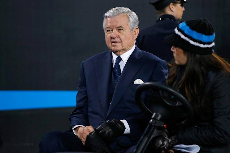 Carolina Panthers make administrative change after Jerry Richardson controversy