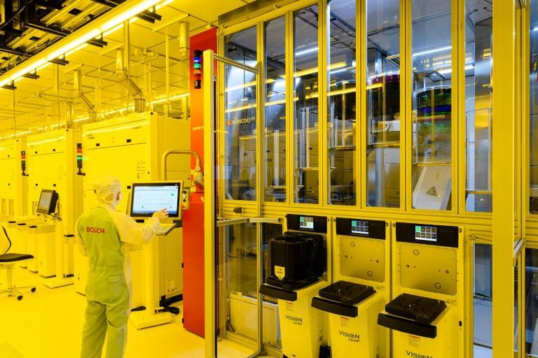 Bosch has invested roughly one billion euro ($1.2 billion) in the highly automated factory