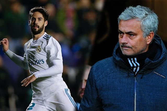 Transfer target: Could Isco be what Jose Mourinho needs to challenge Manchester City?