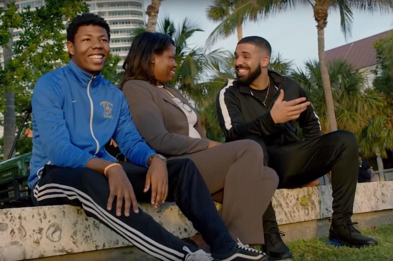 'God's Plan': Drake had $1m to spend on music video, and he gave it all to strangers