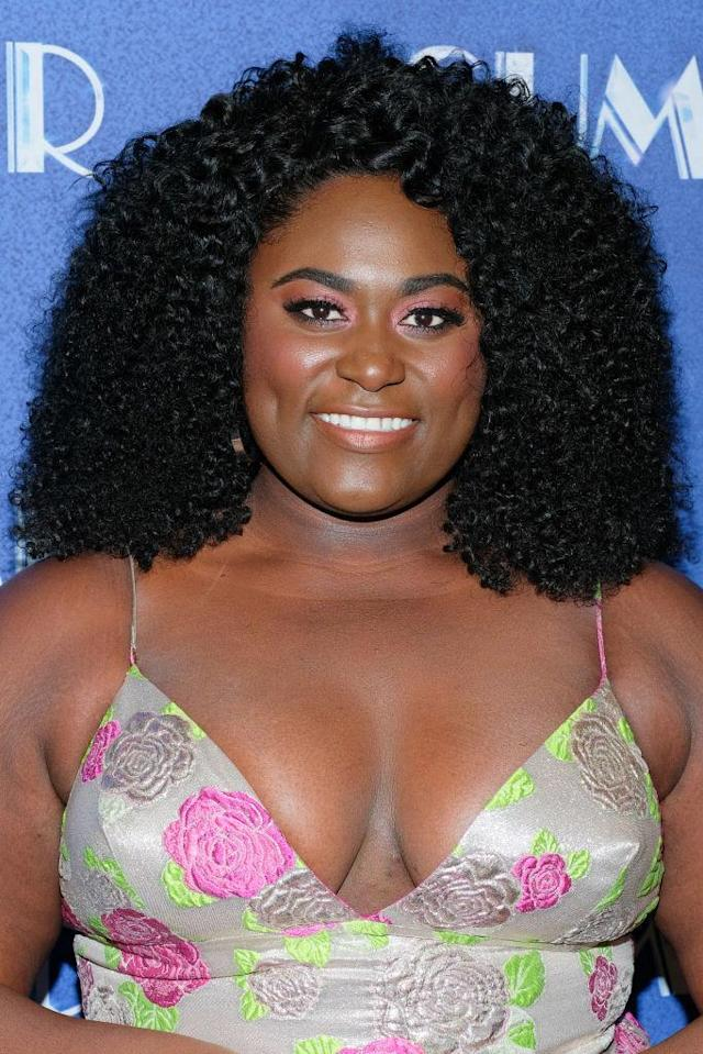 Danielle Brooks opens up about why she doesn't Photoshop her photos. (Photo: Danielle Brooks)