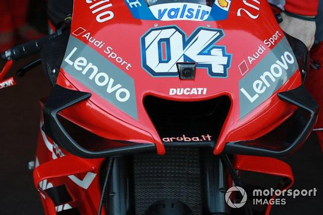 """04 - Andrea Dovizioso, Ducati Team <span class=""""copyright"""">Gold and Goose / Motorsport Images</span>"""