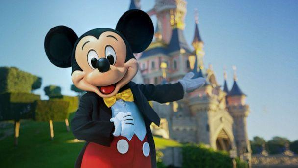 PHOTO: Disneyland Paris announces a phased reopening.  (Disney Parks )