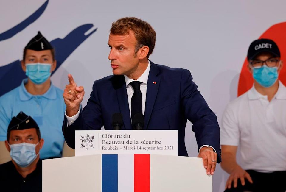 France Security (ASSOCIATED PRESS)