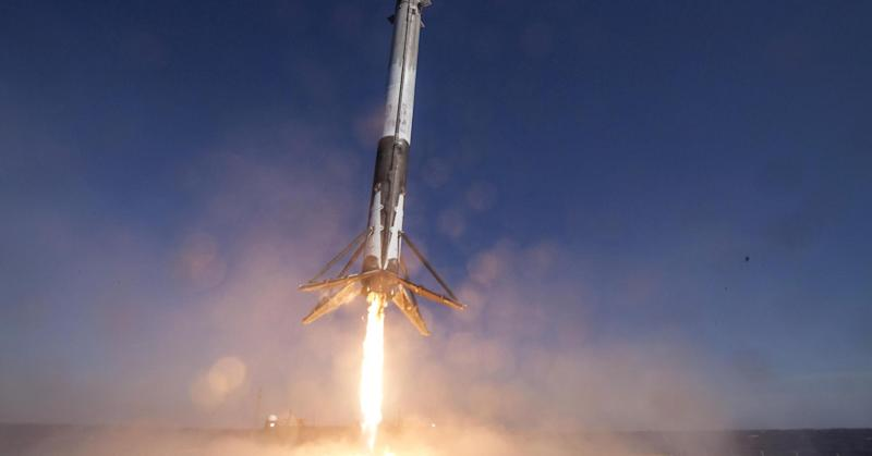 Elon Musk's SpaceX launches its heaviest satellite yet but didn't try to recover the Falcon 9 rocket