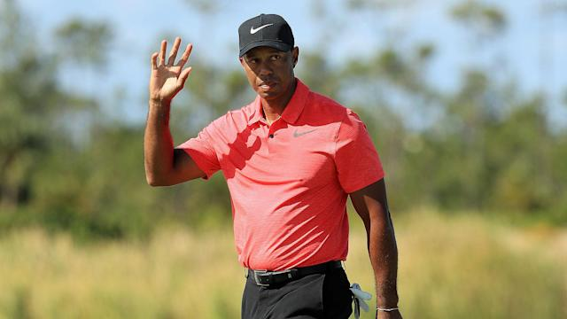 Tiger Woods is set to make his 2018 debut.