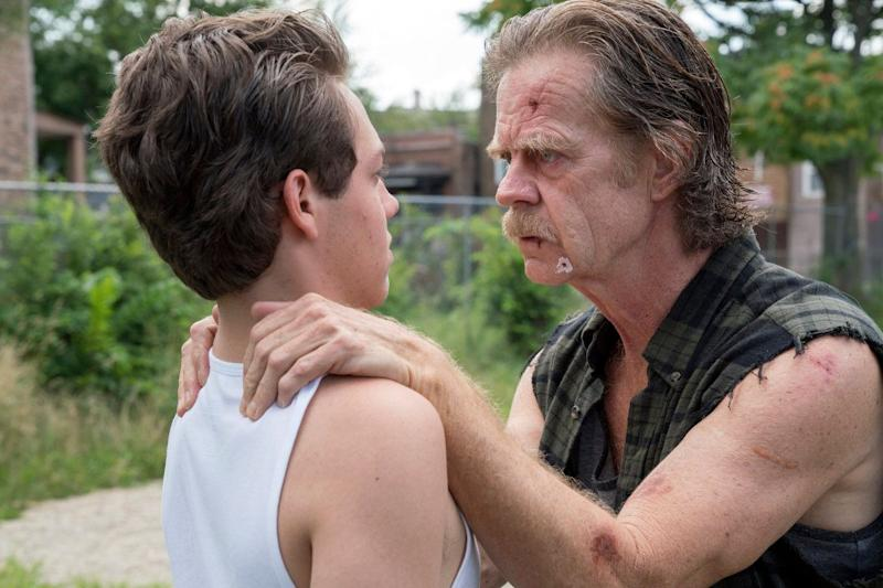 "Ethan Cutkosky and William H. Macy in ""Shameless."""