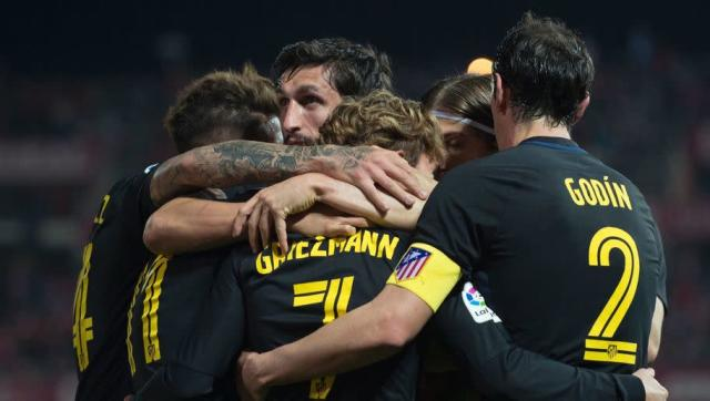 <p>Compared to the previous seasons, Atlético Madrid are struggling this year, with already 8 defeats in all competitions, including 5 in La Liga.</p> <br><p>As for their last ten games, they've won 6, drew 3 and lost 1 to Barcelona. Decent, but not exceptional. </p>