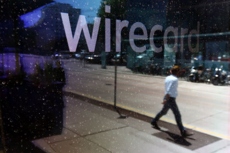 German watchdog chief calls Wirecard scandal a 'massive criminal act'