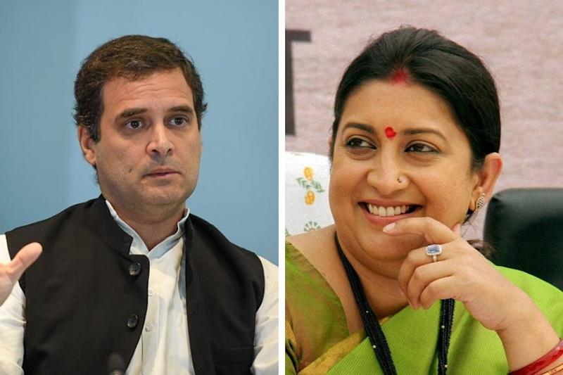 'Got Indication of Rahul's Amethi Failure in 2014': Smriti Irani After Storming Into Gandhi Bastion
