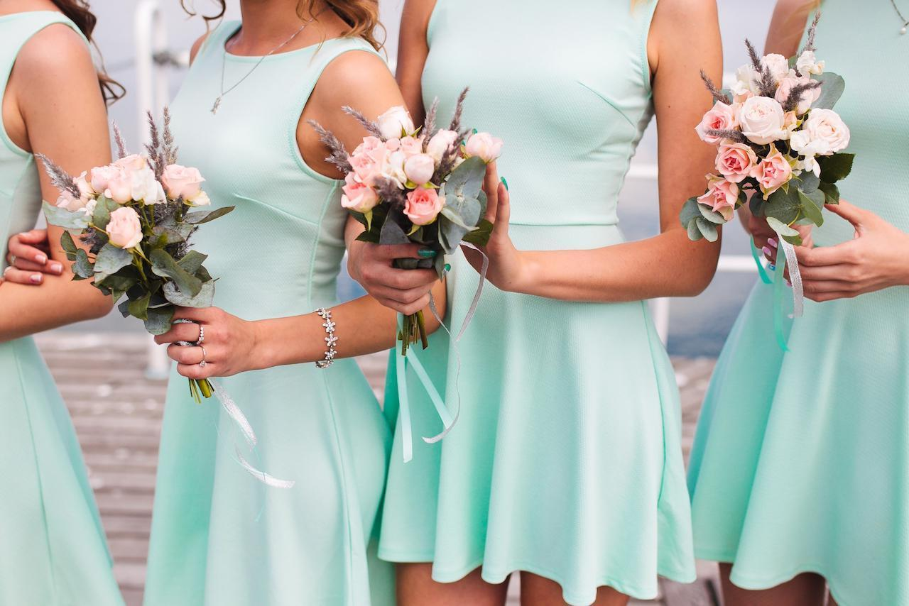 "<p>Hiring bridesmaids for your wedding isn't nearly as sad as it sounds. Jen Glantz's Bridesmaid for Hire offers the services of someone who is like a budget-friendly, bride-focused wedding planner and can act as a wedding coach, day-of coordinator or simply a shoulder to cry on about all the <a href=""https://www.thedailymeal.com/entertain/wedding-planning-stresses-you-cant-control?referrer=yahoo&category=beauty_food&include_utm=1&utm_medium=referral&utm_source=yahoo&utm_campaign=feed"">wedding planning stresses you can't control</a>. You can also just hire a few to walk down the aisle and stand with you.</p>"