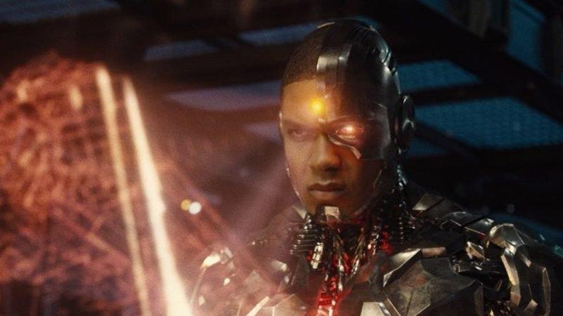 Ray Fisher in 'Zack Snyder's Justice League' (HBO Max)
