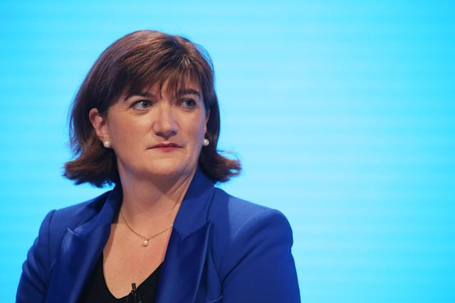 Uk minister for digital, culture, media and sport Nicky Morgan. (Isabel Infantes/EMPICS Entertainment)