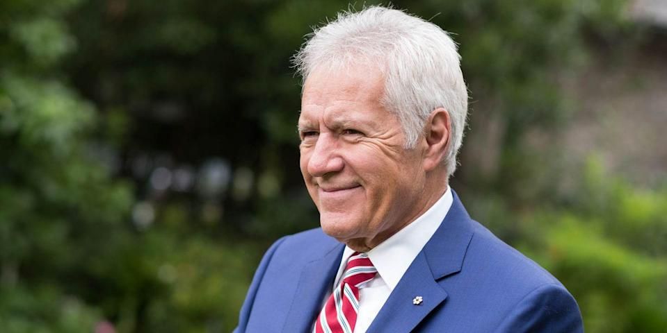 Alex Trebek Spent His Final Day Exactly How He Wanted to, According to a 'Jeopardy!' Producer