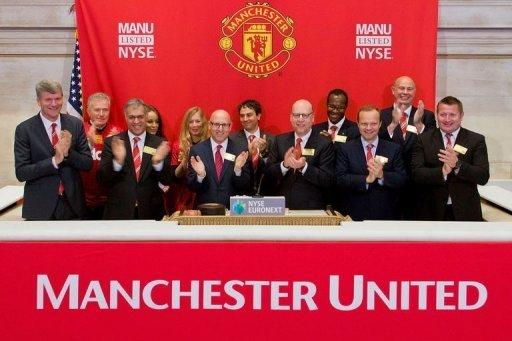 Manchester United shares flat after cut-price IPO
