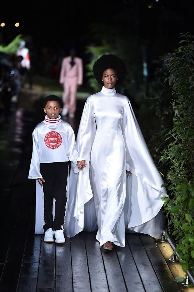 """<p>The American design house <a href=""""https://www.elle.com/uk/fashion/celebrity-style/articles/a41597/black-history-at-pyer-moss/"""" target=""""_blank"""">Pyer Moss</a> took to <a href=""""https://www.instagram.com/p/B94TaSygsRF/"""" target=""""_blank"""">Instagram</a> to request donations of medical masks and latex gloves to their New York City office. </p><p>The brand, founded by Kerby Jean-Raymond, also set aside $5,000 (£4,253.12) to purchase these items.</p><p>'In the last few days; I've been getting an influx of messages from medical professionals on the front lines, who have been treating this pandemic, about their shortage of basic supplies.' The Instagram post detailed.</p><p>'Many of them, including my sister, have not had enough n95 masks and some are without gloves. My sister was exposed to Covid-19 and her elder patients' safety have been compromised due to some professionals having to wear makeshift masks.'</p>"""