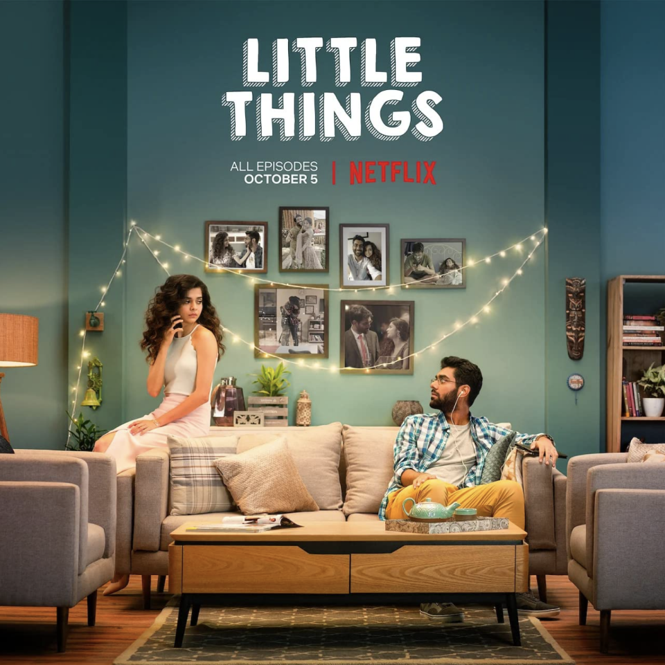 """<p>Kavya Kulkarni (<strong>Mithila Palkar</strong>) and Dhruv Vats (<strong>Dhruv Sehgal</strong>) are 20-somethings trying to figure out life together in Mumbai. Throughout the show's three seasons, viewers watch as the couple's relationship grows and is put to the test when they have to do long distance. The Indian rom-com drama first premiered in 2016 and a <a href=""""https://www.youtube.com/watch?v=jx0_LOzWkJk"""" rel=""""nofollow noopener"""" target=""""_blank"""" data-ylk=""""slk:fourth season"""" class=""""link rapid-noclick-resp"""">fourth season</a> is anticipated to come out on the streamer this year.</p><p><a class=""""link rapid-noclick-resp"""" href=""""https://www.netflix.com/title/81011159"""" rel=""""nofollow noopener"""" target=""""_blank"""" data-ylk=""""slk:STREAM NOW"""">STREAM NOW</a></p>"""