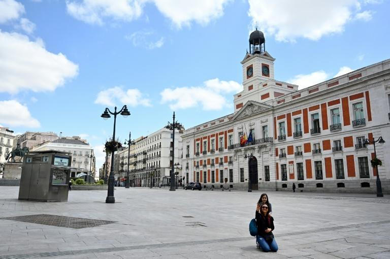 Spain shut down public life on March 14 and unlike in other European nations, no exception was made for exercise