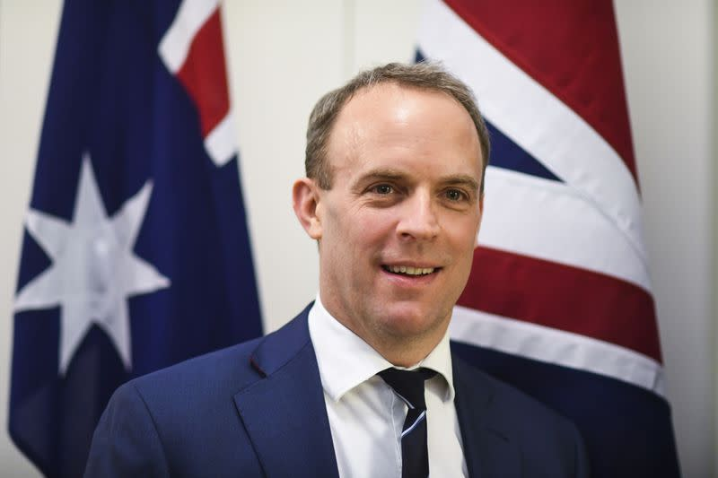 Britain eyes early free trade pact with Australia after leaving EU