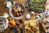 """<p>When roasted under a broiler, tender broccolini yields a sweet, charred flavor that pairs perfectly with salty capers and a touch of crushed red pepper.</p><p><strong><a href=""""https://www.countryliving.com/food-drinks/a33943545/broiled-broccolini-and-capers/"""" rel=""""nofollow noopener"""" target=""""_blank"""" data-ylk=""""slk:Get the recipe"""" class=""""link rapid-noclick-resp"""">Get the recipe</a>.</strong> </p>"""