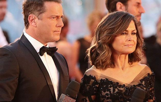 Lisa, seen here with her former Today co-host Karl Stefanovic, reportedly left Nine over a pay dispute because the network refused to match her pay to Karl's. Source: Getty