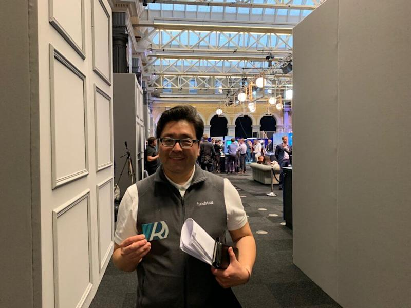 Thomas Lee thinks the crypto community is a lot smaller than people think