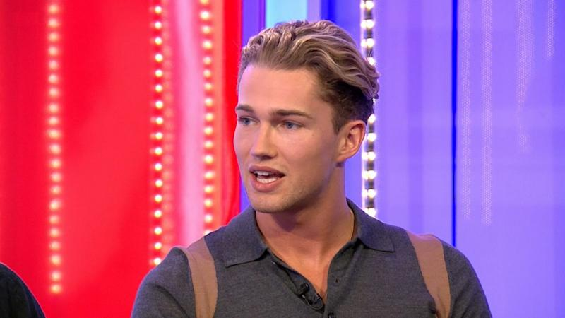 'Strictly Come Dancing' professional AJ Pritchard may have let it slip who he's partnered up with this year. (BBC)