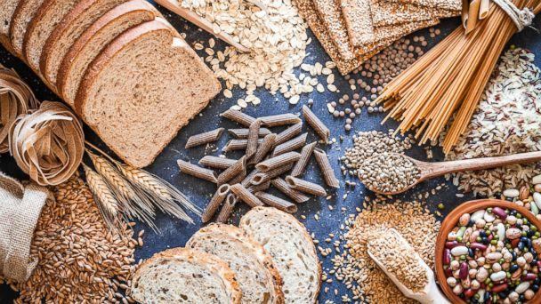 PHOTO: An undated stock photo of food carbs. (STOCK PHOTO/Getty Images)