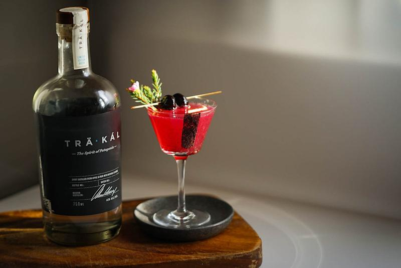 Patagonian Spirit Träkál Wants to Become America's Next Bartender Favorite
