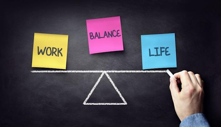 The work-life balance construct is yet another example of a policy developed for a man's world and extrapolated into all other genders' lives.
