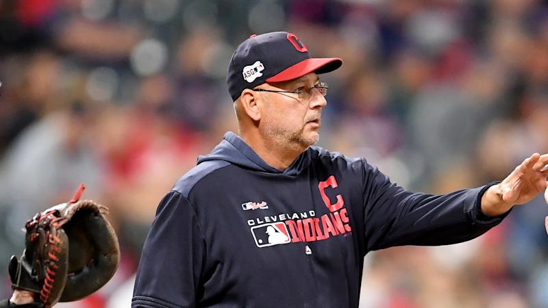 Cleveland Indians manager favours changing nickname