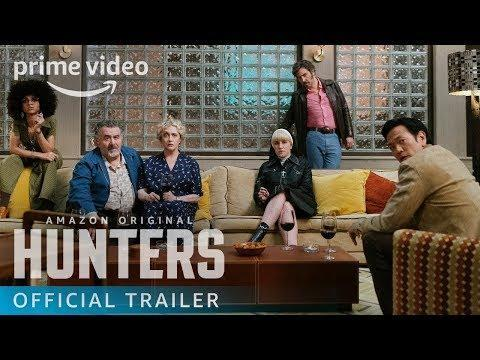"""<p>Al Pacino leads a group of Nazi hunters who are tracking down and killing the escaped Nazi generals who have infiltrated the highest reaches of American society in the late 1970s. It's Tarantino-esque with its blood and style, but lurking beneath this comic-style series is a horrifying vein of truth.</p><p><a class=""""link rapid-noclick-resp"""" href=""""https://www.amazon.com/gp/video/detail/0S3RFWFP7B21Q2LL6KPIBQF5ID/?tag=syn-yahoo-20&ascsubtag=%5Bartid%7C10054.g.29251120%5Bsrc%7Cyahoo-us"""" rel=""""nofollow noopener"""" target=""""_blank"""" data-ylk=""""slk:Watch Now"""">Watch Now</a></p><p><a href=""""https://www.youtube.com/watch?v=HBGkjmfIzAw"""" rel=""""nofollow noopener"""" target=""""_blank"""" data-ylk=""""slk:See the original post on Youtube"""" class=""""link rapid-noclick-resp"""">See the original post on Youtube</a></p>"""