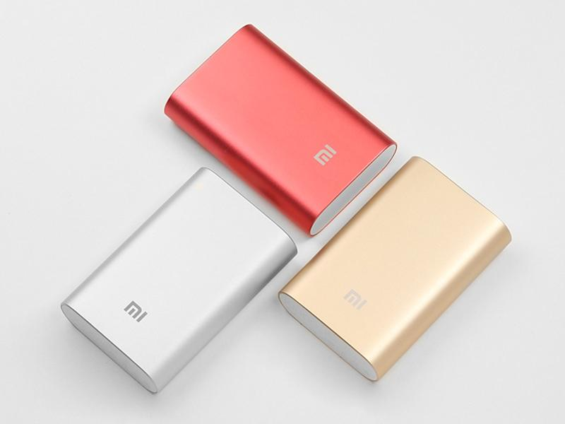 Smaller and lighter than its predecessor, the S$19 10,000mAh Mi Power Bank continues to be a crowd favorite. Click on the image to see my review on the old 10,400mAh version. (Image source: Xiaomi.)