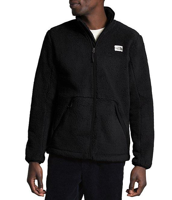 Color:TNF Black - Image 1 - Campshire Full Zip Sherpa Fleece Jacket