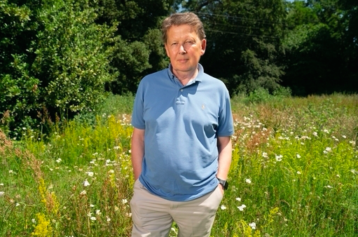 Bill Turnbull was diagnosed with prostate cancer in 2017. (PA Images)