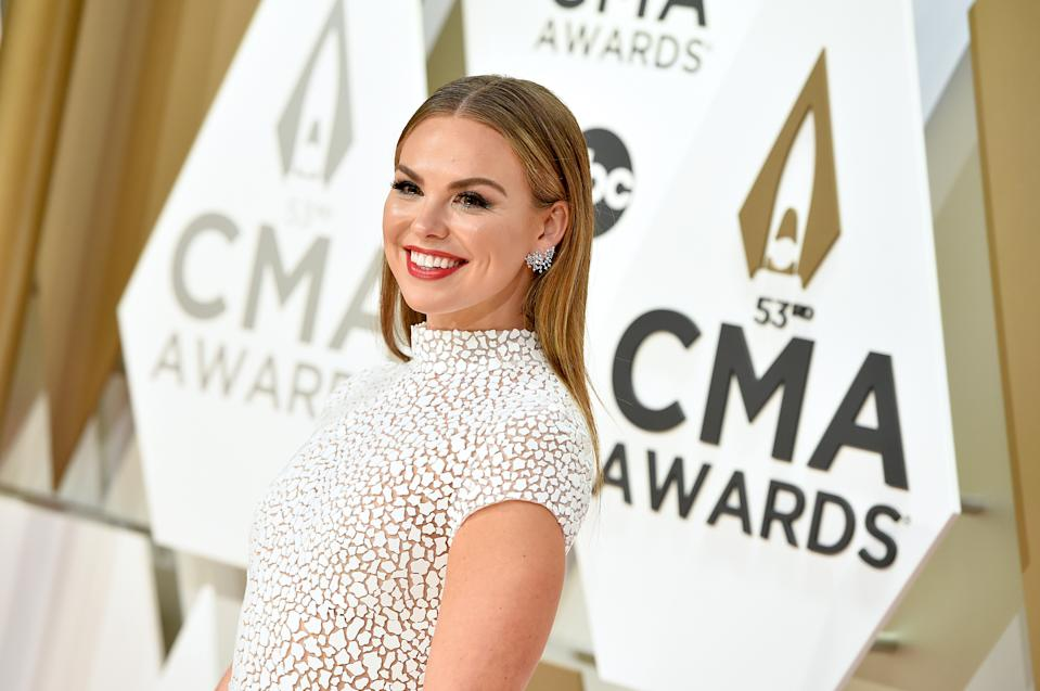Hannah Brown gets candid about pageantry's impact on her mental health. (Photo: Getty Images)