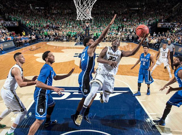 Jerian Grant's late-game heroics propel Notre Dame past Duke