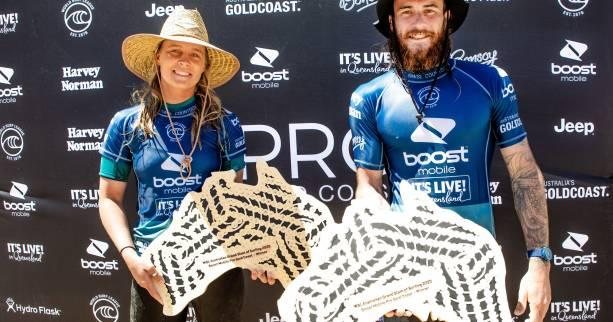 Surf - Gold Coast - Surf - Pro Gold Coast : Mikey Wright, retour fracassant