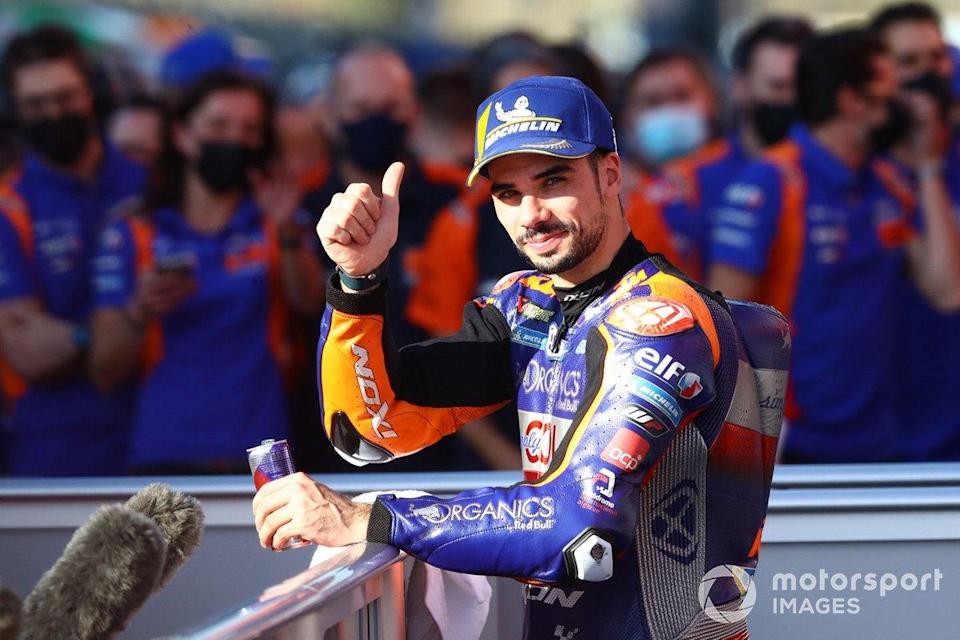 "1. Miguel Oliveira, Red Bull KTM Tech 3<span class=""copyright"">Gold and Goose / Motorsport Images</span>"