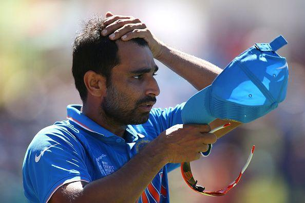 Mohammed Shami's wife accuses him of having 'multiple affairs', cricketer reacts
