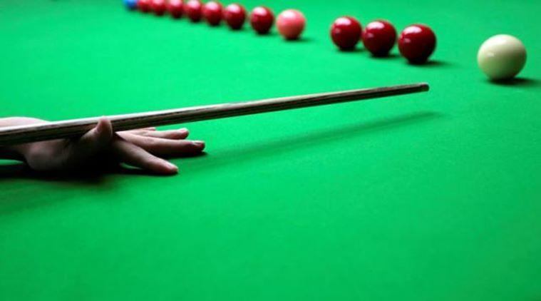 Asian snooker meet