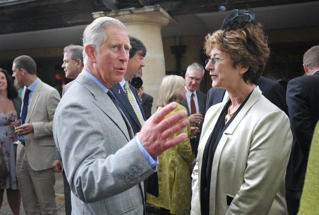 Prince of Wales visits Gloucestershire