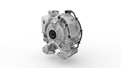 BorgWarner's Torque Vectoring Dual Clutch System for electric vehicles