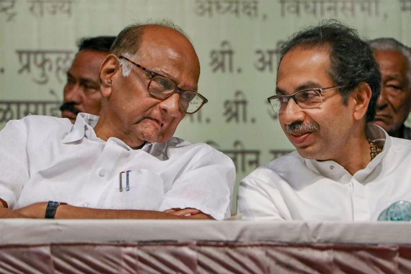 Big Brother and Big Headache? Sena Senses Tilt in Balance of Power Amidst Pawar's Rising Clout in Maha Politics