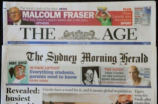 Australian media using paywalls in digital shakeup