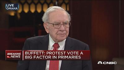 Buffett to Trump: America is already greater than ever
