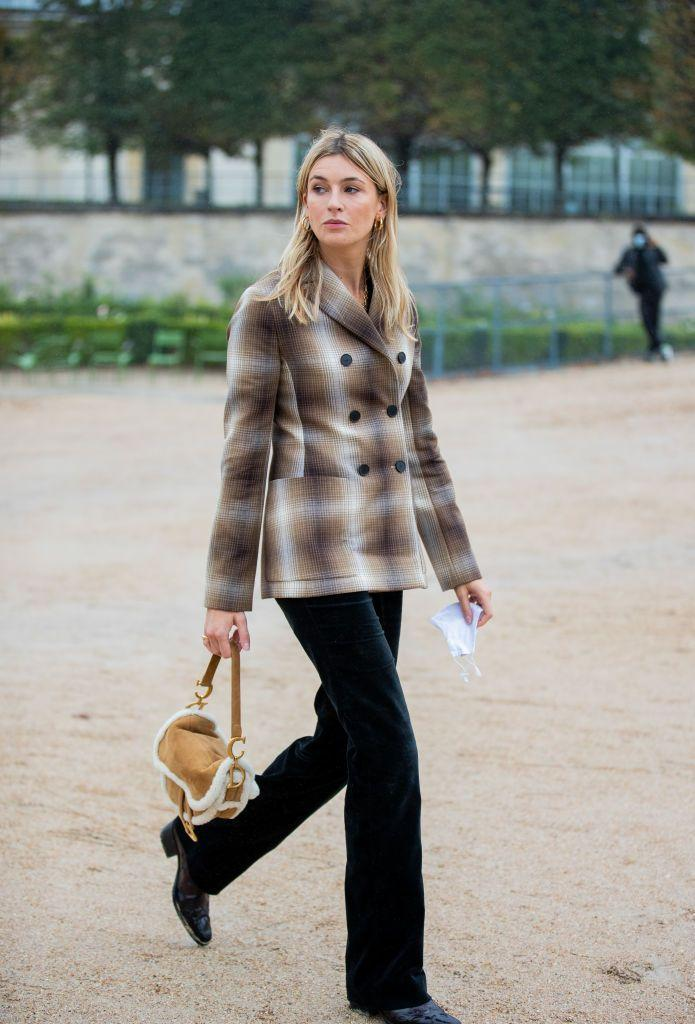<p>Stand out in the latest statement plaids that get you noticed from a mile away. Whether you go long with an ankle-grazer or short with a shapely blazer, these plaids are sure to be fall staples.</p>