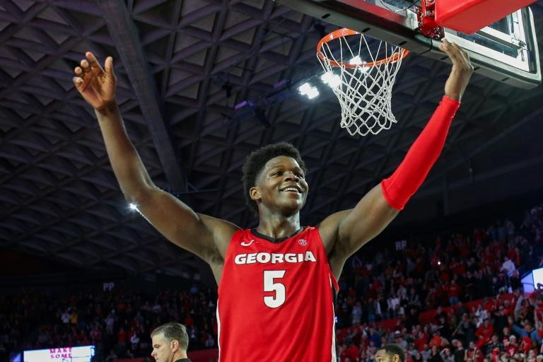 Anthony Edwards was taken number one overall in the 2020 NBA Draft by the Minnesota Timberwolves