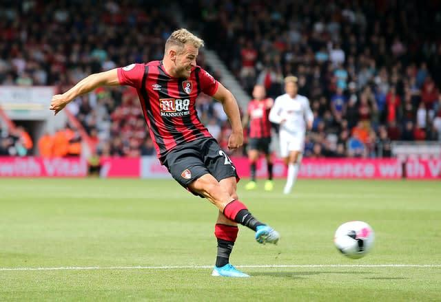 Ryan Fraser is set to leave the south coast club (Mark Kerton/PA)