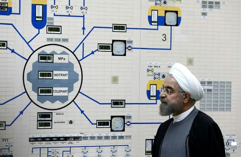 President Hassan Rouhani has said Iran will roll back its commitments under the deal in stages every 60 days